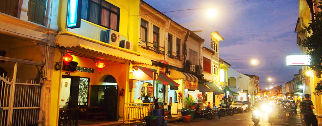 New branding for the old town - tweaking Phuket's Old Town | News by Thaiger