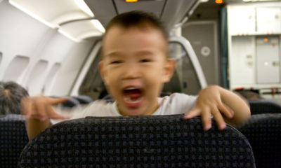 Japan airlines offering a seat map to avoid screaming kids | Thaiger