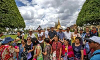 Uptick in Thai tourism – August arrivals up 5.6% | Thaiger
