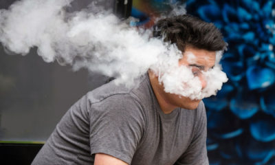 450 vaping-related cases now reported in the US, 3 deaths, possible links to THC   The Thaiger