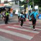 Thai police get tough on drivers at pedestrian crosswalks in Pattaya | The Thaiger
