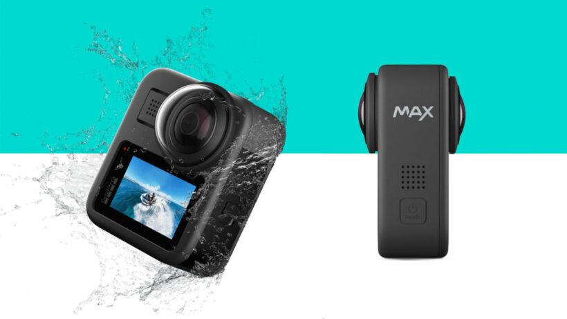 GoPro เปิดตัว GoPro Max กล้องแอ็คชั่น 360 องศา เอาใจขาลุย | The Thaiger