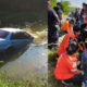 3 killed as car skids into canal | Thaiger