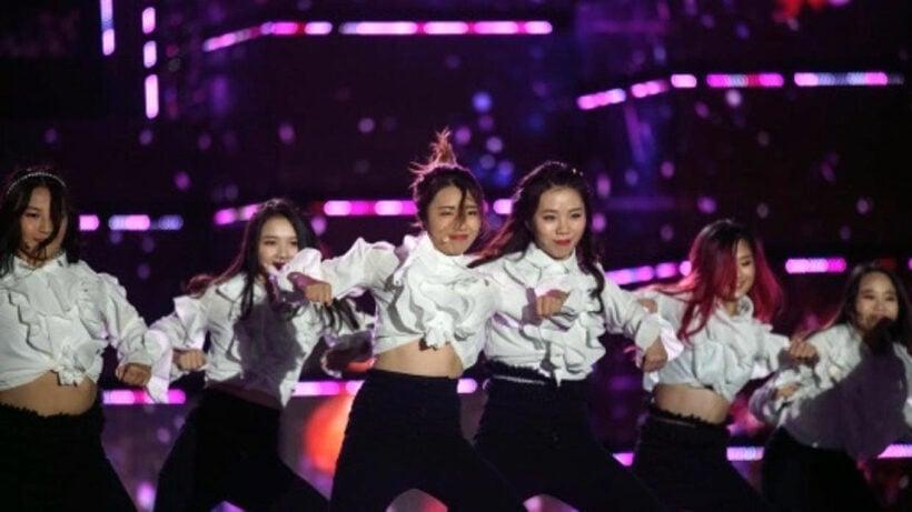 The K-pop Olympics: performers battle in the K-pop festival