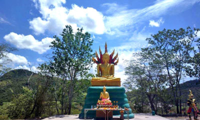 Beam me up from Khao Kala's Buddhist statue – UFOs come to Thailand | The Thaiger