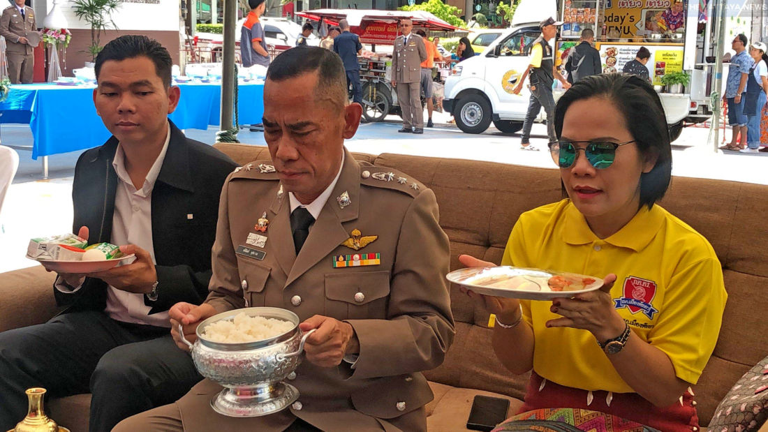 Pattaya City's Police Chief dies from sudden heart attack on way to Bangkok | News by Thaiger