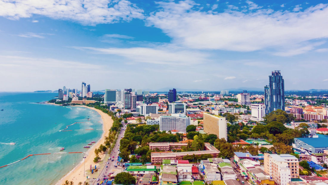 Tale of two cities - Hua Hin vs Pattaya   News by Thaiger