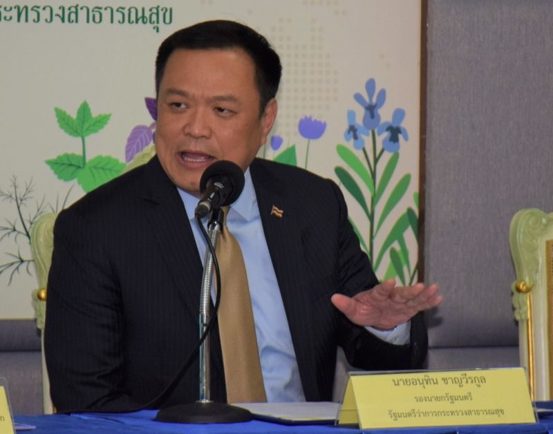 Three toxic farm chemicals to be banned from December 1   News by Thaiger