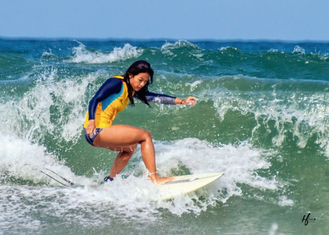 Burmese surfing team head to SEAsia Games, a first for Myanmar