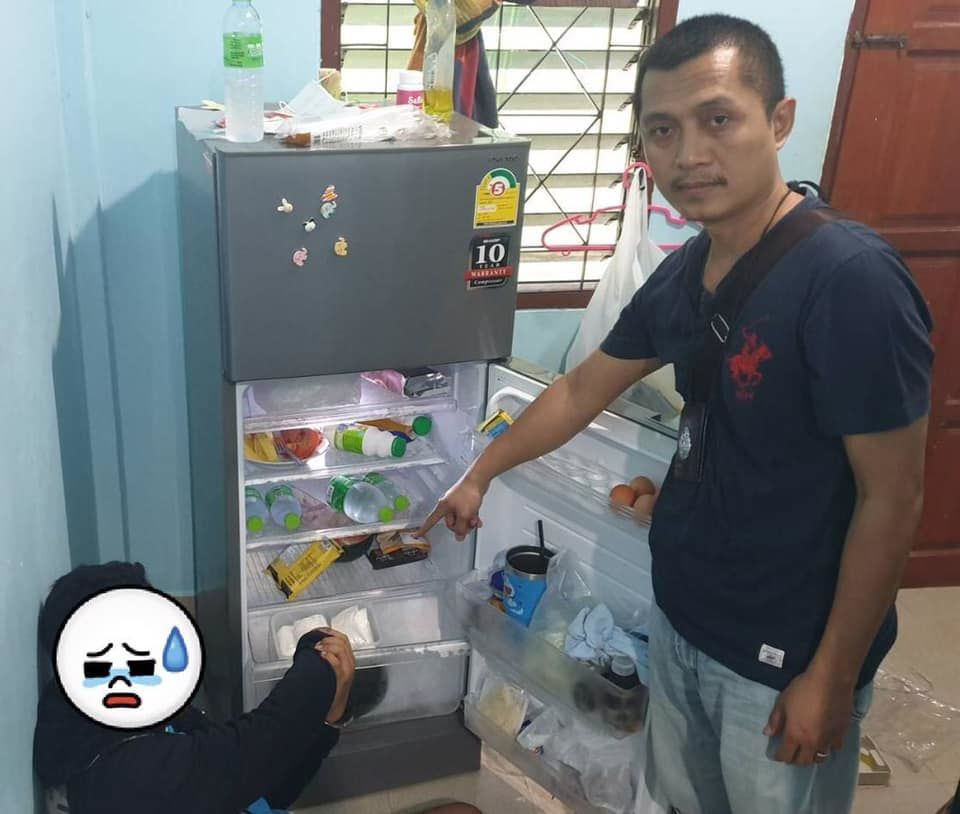 Phuket drug dealer arrested in Chalong with half a kilo of ice   News by Thaiger