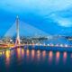 Festival of lights will decorate 13 Bangkok bridges until October 25 | Thaiger