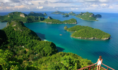 Two more Thai marine parks declared ASEAN heritage parks | Thaiger
