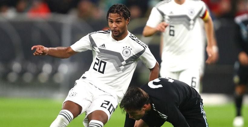 คลิป: แซร์จ กนาบรี้ ยังฮอต! ยิง 1 จ่าย 1 ในเกม เยอรมัน พบ อาร์เจนติน่า | The Thaiger