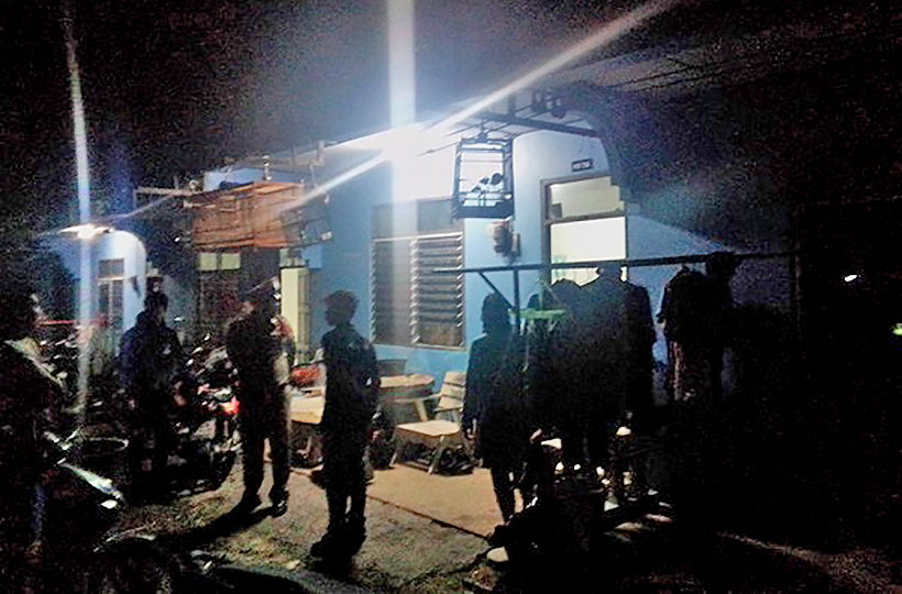 Mystery surrounds security guard found dead in his Phuket room