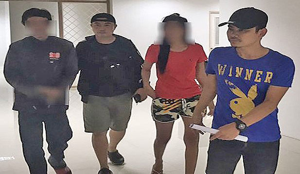 Bangkok woman arrested for stealing credit card from her boss | News by Thaiger