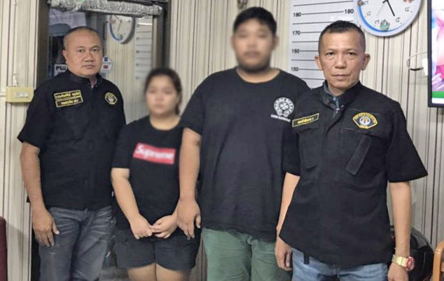 Thai barber and girlfriend arrested for selling marijuana on Facebook   News by Thaiger
