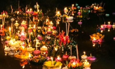 Thirty public parks in Bangkok to open for Loy Krathong festival | The Thaiger
