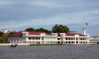 Thai Navy defends spending 112 million baht on mansion for navy chief | Thaiger