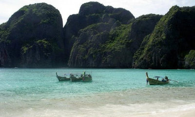 Thailand's Maya Bay recovering well but no date set for re-opening | Thaiger