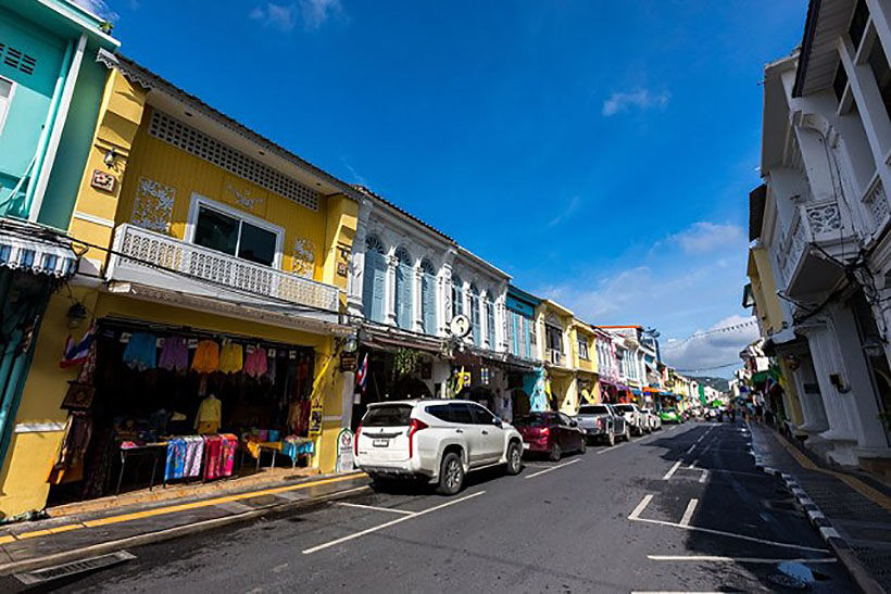 """Phuket Town - In CNN Travel's """"Asia's most picturesque towns"""" 
