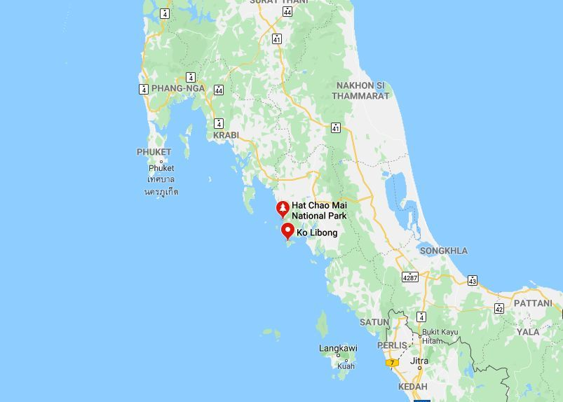 Two more Thai marine parks declared ASEAN heritage parks   News by Thaiger