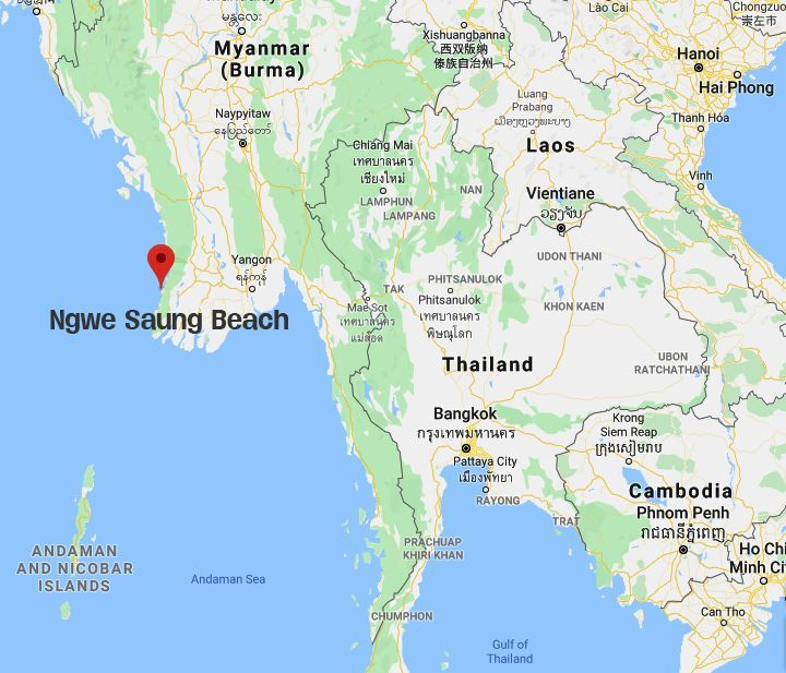 Burmese surfing team head to SEAsia Games, a first for Myanmar   News by Thaiger