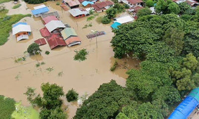 Volunteer engineers to carry out Ubon Ratchathani assessments following flooding | Thaiger