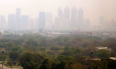 Smog continues to blanket Bangkok and surround provinces   Thaiger