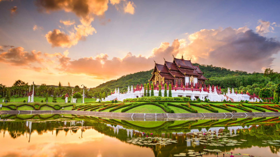 Top 10 places to visit around Chiang Mai, on a motorbike | News by Thaiger