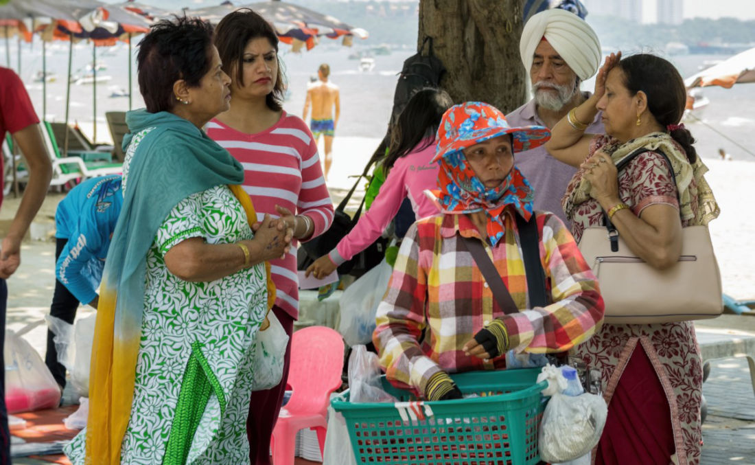 Indian tourist numbers to Thailand steadily climbing | The Thaiger