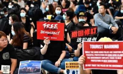 Singapore Government issues travel advisory warning for Hong Kong | The Thaiger