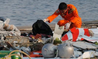 Report into Lion Air crash blames variety of factors | The Thaiger