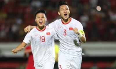 Việt Nam có chiến thắng nhẹ nhàng trên sân nhà Indonesia | The Thaiger