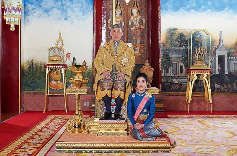 """Hoàng quý phi Thái Lan đứng trước nguy cơ bị cáo buộc có """"âm mưu lật đổ Hoàng hậu""""   News by Thaiger"""