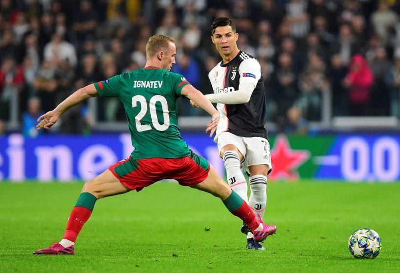 Ronaldo tiếp tục vô duyên, không thể ghi bàn cho Juventus | News by Thaiger
