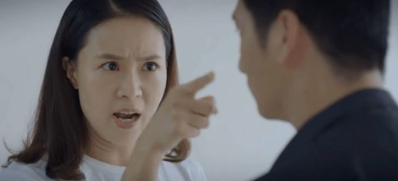 """""""Hoa Hồng Trên Ngực Trái"""" tập 23: Chờ mãi cũng đến ngày Khuê mắng thẳng mặt Thái   News by Thaiger"""
