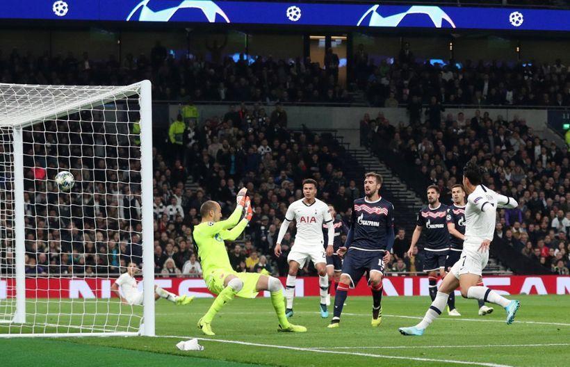 Tottenham tạo kỷ lục ở cúp châu Âu | News by Thaiger