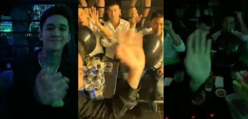Ngông ngênh livestream hít bóng cười, Hoàng Tử Gió bị công an bắt   News by Thaiger