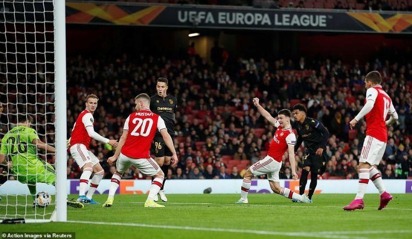 Pepe tỏa sáng, Arsenal thắng siêu kịch tính   News by Thaiger