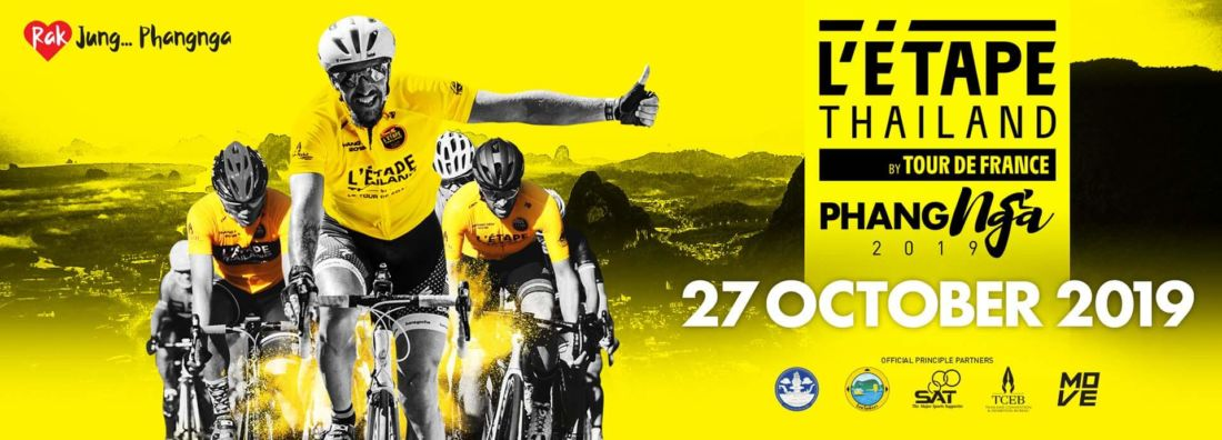 Tour De France comes to Phang Nga - L'Etape Thailand on October 27 | News by Thaiger
