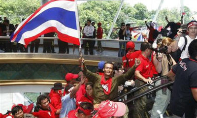 Red shirts get four years for 2009 Pattaya protests | Thaiger