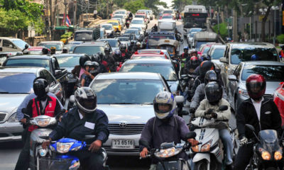 Points deduction system for drivers to be introduced mid-December | Thaiger
