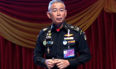 Army chief not planning a leap into political life | Thaiger