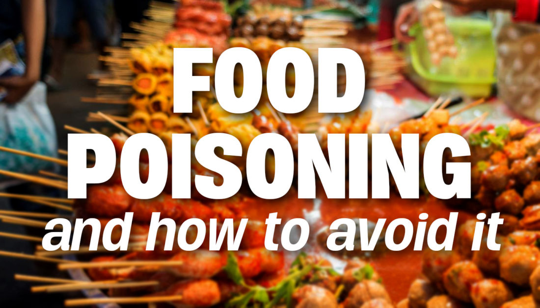 Top 10 tips to avoid food poisoning in Thailand, and how to recover | The Thaiger