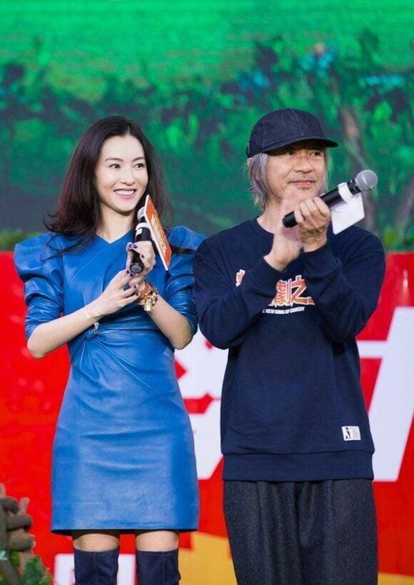 Trương Bá Chi sinh con thứ 3 giấu kín danh tính người cha, nhưng Châu Tinh Trì lại di chúc tài sản | News by Thaiger