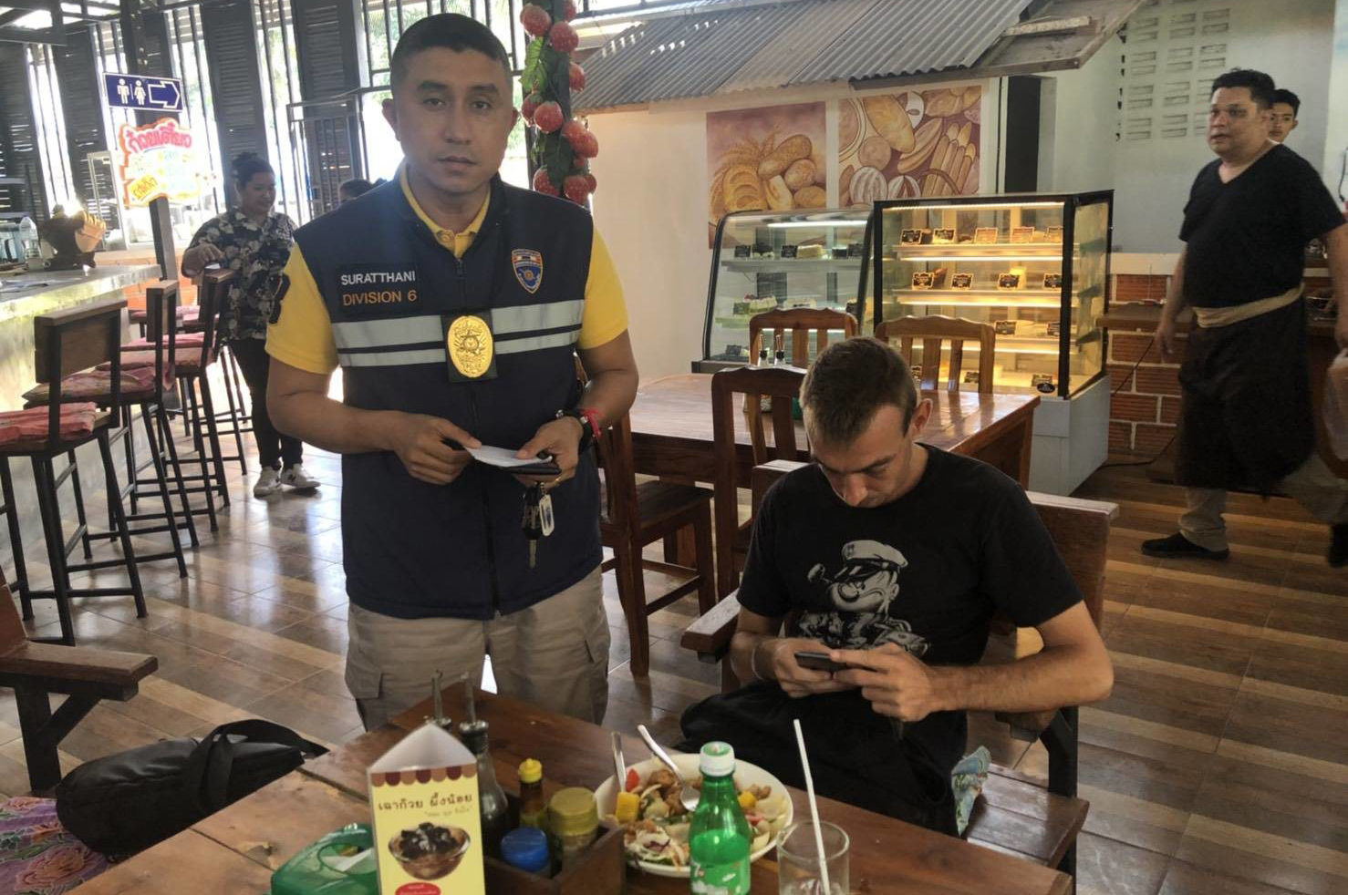 Russian nabbed for 7 year overstay in Samui | News by Thaiger