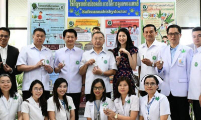 First clinic to offer medical cannabis opens in central Thailand | The Thaiger