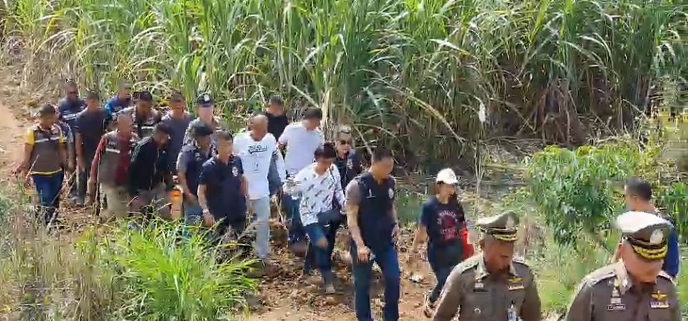 Pattaya police clarify the details of the 'escape' story   News by Thaiger