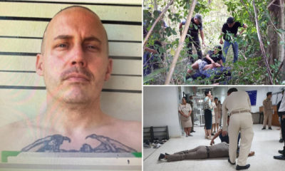 Police confirm death of American ex-fugitive Bart Helmus | Thaiger
