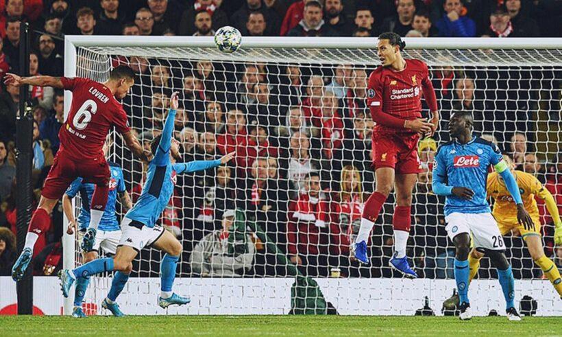 Trung vệ Lovren tỏa sáng, cứu thua cho Liverpool | News by Thaiger
